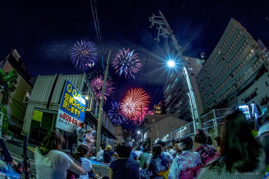 墨田区花火大会2016